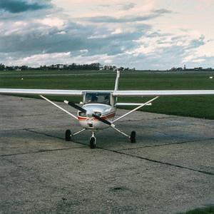 Les avions de mes débuts