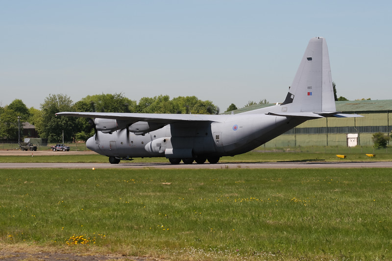 Lockheed C-130J Hercules C5 C/n