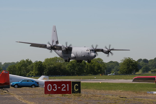 Lockheed C-130J Hercules C5 C/n (Royal Air Force)