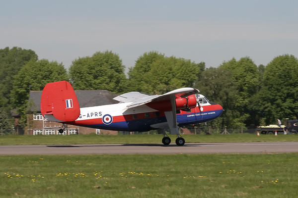 Scottish Aviation Twin Pioneer