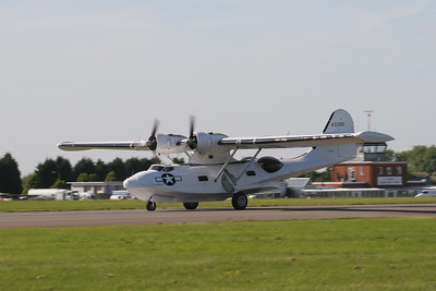 Consolidated PBY5A Catalina