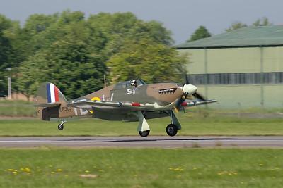 Hawker Hurricane Mk.IIc (Battle of Britain Memorial Flight)