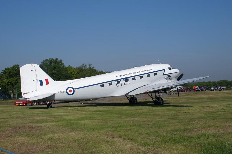 "Douglas DC-3 C-R ""Dakota"""