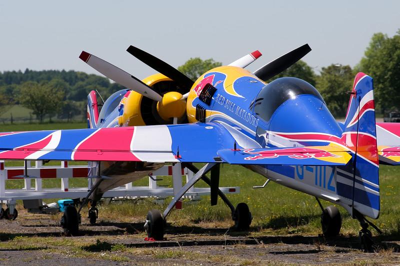 Red Bull Matadors - Sukhoi SU-26M
