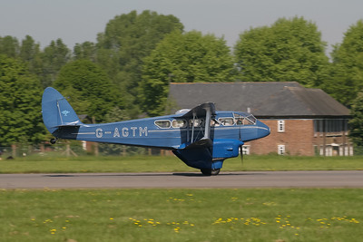 de Havilland DH89a Dragon Rapide