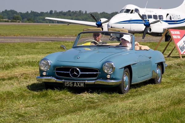 1959 Mercedes-Benz 190 SL Roadster