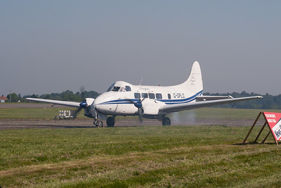 1960 - de Havilland DH.104 Dove