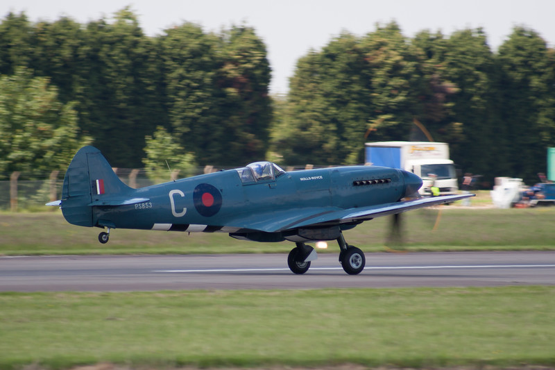 1944 - Supermarine Spitfire Mk XIX