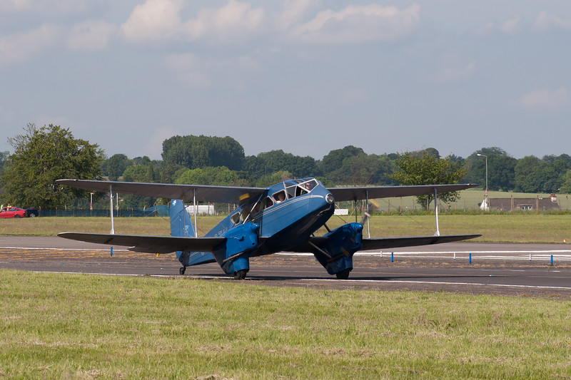 1944 - de Havilland DH.89a Dragon Rapide