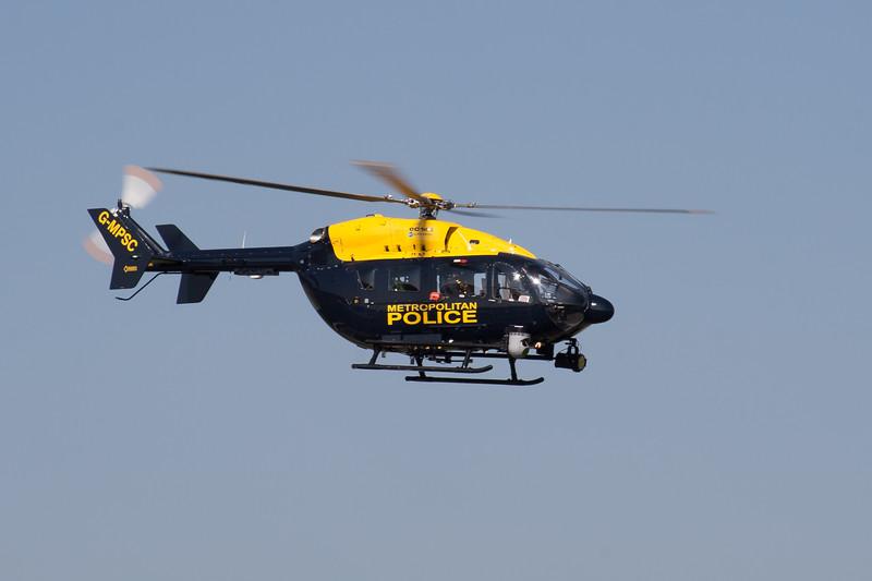 Eurocopter EC145 (Metropolitan Police Air Support Unit)