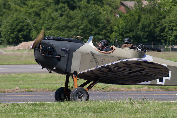 """Junkers CL.1s - Replica """"Great War Display Team"""""""