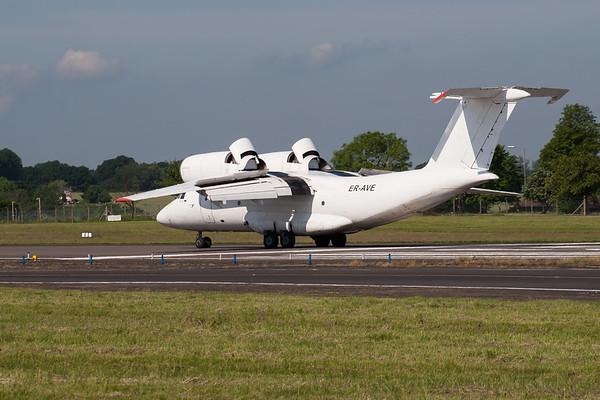 Antonov An-72-100