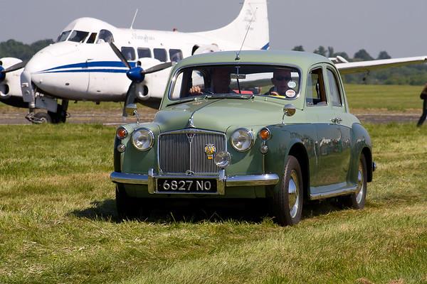 1958 Rover 75