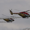 "Sarang Helicopter Display team ""HAL Dhruv"" (Indian Air Force)"