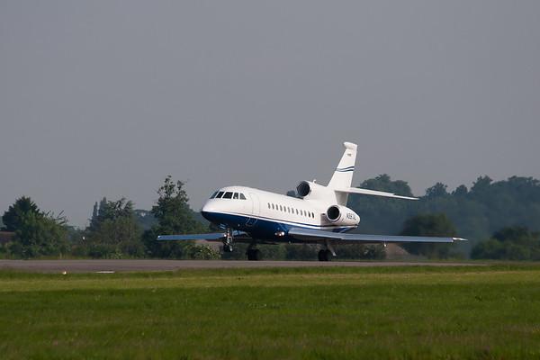 Dassault Falcon 900EX