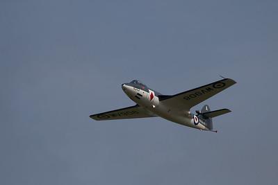 Hawker Sea Hawk FGA.6  (Royal Navy Historic Flight)