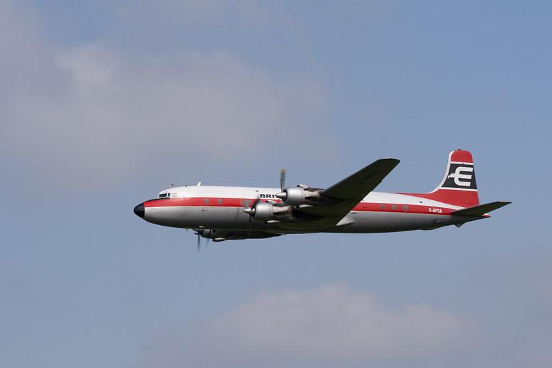 1958 - Douglas DC-6A Liftmaster