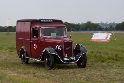 Austin 12 Ambulance