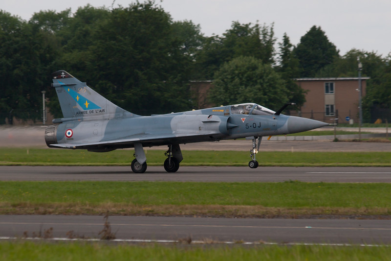 Dassault Mirage 2000 (French Air Force)