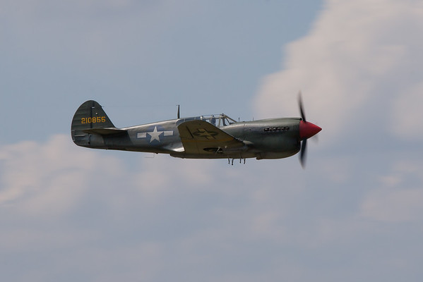 Curtiss P40M Kittyhawk