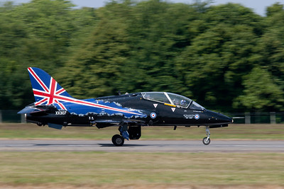 BAe Hawk T. Mk 1  (Royal Air Force)