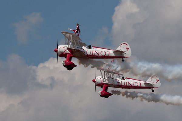 Boeing Stearman - Team Guinot