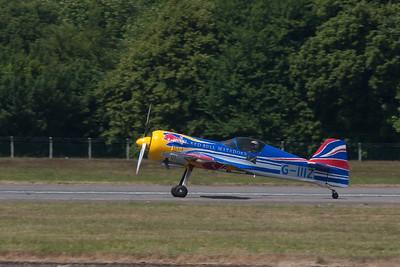 "The Red Bull Matadors ""Sukhoi SU-26M2"""