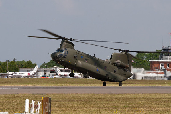 Boeing Chinook  (Royal Air Force)