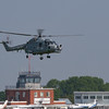 The Black Cats Helicopter Display Team - Agusta Westland Lynx Mk8