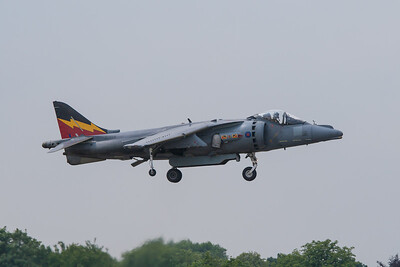 BAe Harrier GR9  (Royal Air Force)