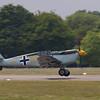 """Buchon """"Rolls Royce Merlin-engined Messerschmitt Bf109"""""""