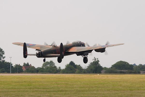 Avro Lancaster MK I (Battle of Britain Memorial Flight)