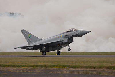 Eurofighter Typhoon F2 (Royal Air Force)
