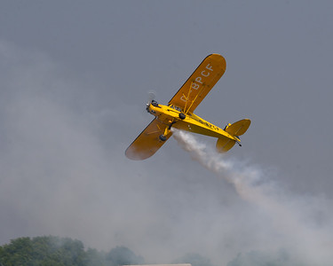 "Brendan O' Brien's Flying Circus ""Piper J3C-65 Cub"""