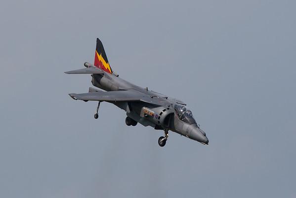 BAe Harrier GR9  (Royal Air Force)
