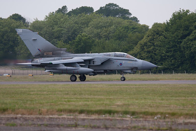 Panavia Tornado GR4 (Royal Air Force)