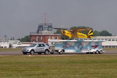 """Brendan O' Brien's Flying Circus """"Piper J3C-65 Cub"""""""