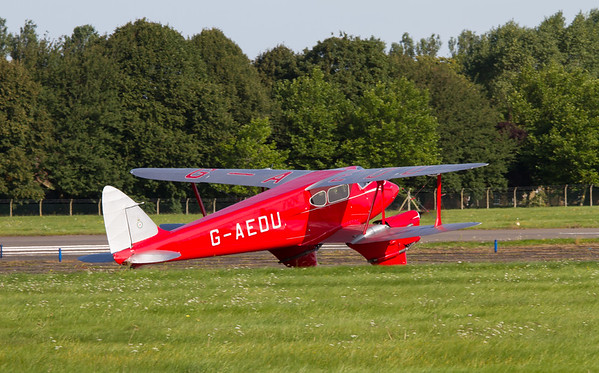 de Havilland DH90 Dragonfly