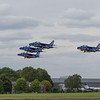 The Patrouille de France - Alpha Jet Es