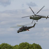"""Mi-171 """"Hip"""" Helicopter & Mil Mi-35 """"Hind"""" Attack Helicopter"""