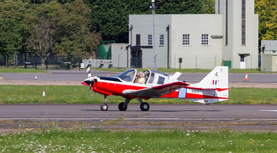 1973 - Scottish Aviation Bulldog T.1