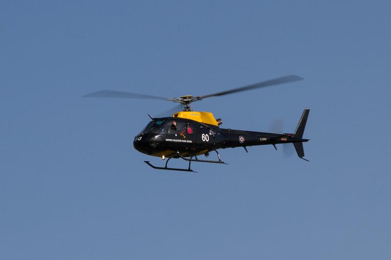 Aerospatiale AS350 Squirrel HT.1 (Royal Air Force)