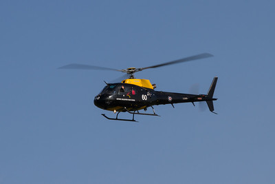 Aerospatiale AS350 Squirrel HT.1 (Royal Air Force)