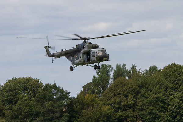 """Mi-171 """"Hip"""" Helicopter"""