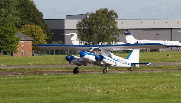 1964 Dornier Do-28A-1