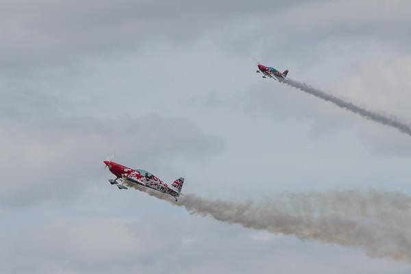 G-Force Aerobatics - Extra 300S