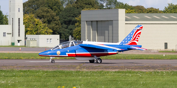 "The Patrouille de France ""Alpha Jet Es"""