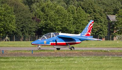 """The Patrouille de France """"Alpha Jet Es"""""""