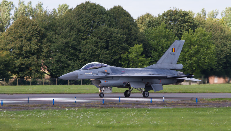 General Dynamics F-16 Fighting Falcon (Belgian Air Force)