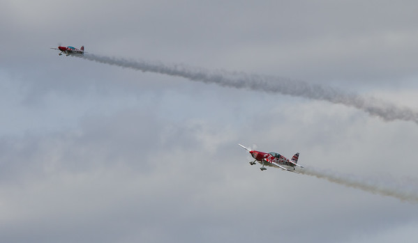 G-Force Aerobatics - Extra 300S & Model Extra 300S